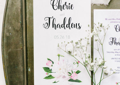 Custom Wedding Stationery_CT Gallery_1