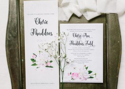Cherie & Thaddeus