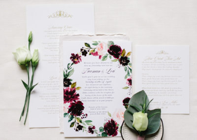 Custom Wedding Stationery_FL Gallery_1