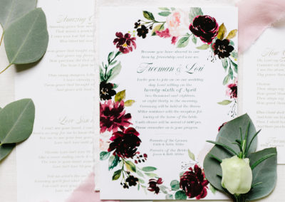 Custom Wedding Stationery_FL Gallery_2