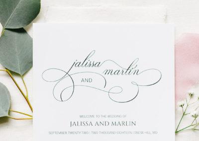 Custom Wedding Stationery_JM Gallery_1