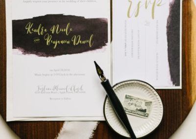 Custom Wedding Stationery_KEB Gallery_3