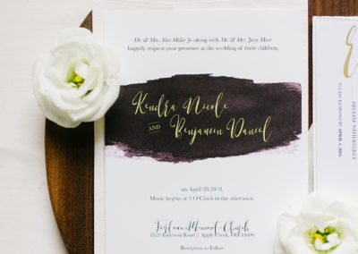 Custom Wedding Stationery_KEB Gallery_7