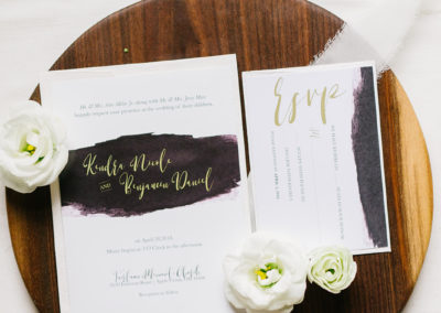 Custom Wedding Stationery_KEB Gallery_8