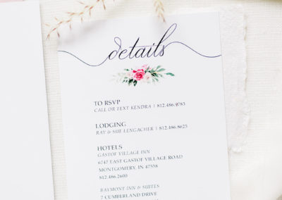 Custom Wedding Stationery_KL Gallery_6