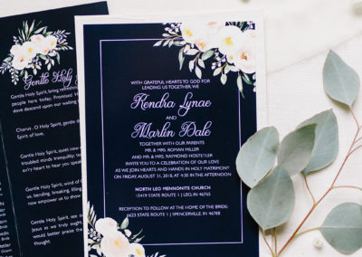 Custom Wedding Stationery_KM Gallery_2