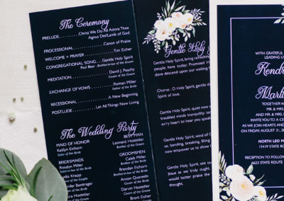 Custom Wedding Stationery_KM Gallery_5